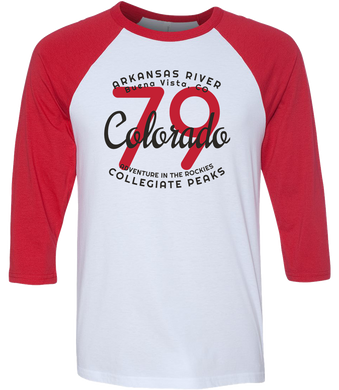 Colorado 79 Baseball Tee