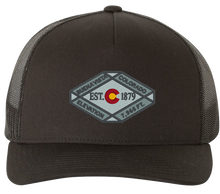 Load image into Gallery viewer, Five-panel Flat Bill Buena Vista Elevation Hat