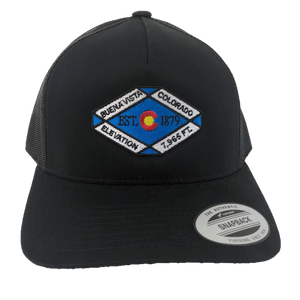 Five-panel Flat Bill Buena Vista Elevation Hat