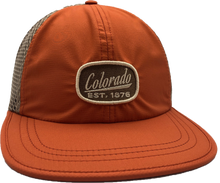 Load image into Gallery viewer, Colorado Patch Nylon Mesh Sports Cap