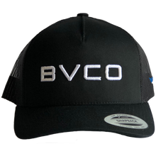 Load image into Gallery viewer, BVCO 5-panel Classic Trucker Hat