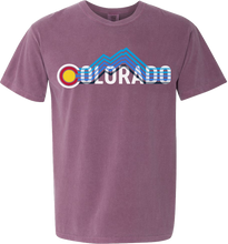 Load image into Gallery viewer, Colorado Stripe Tee