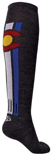 Ski Wool Colorado Sock