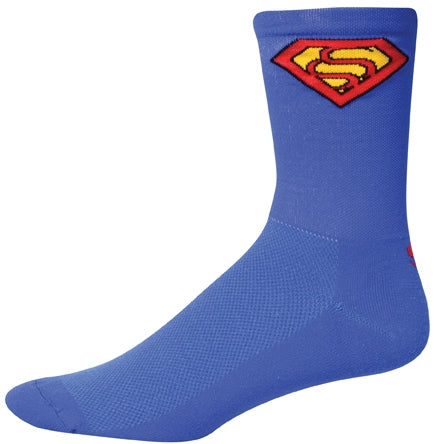 Man of Steel Socks