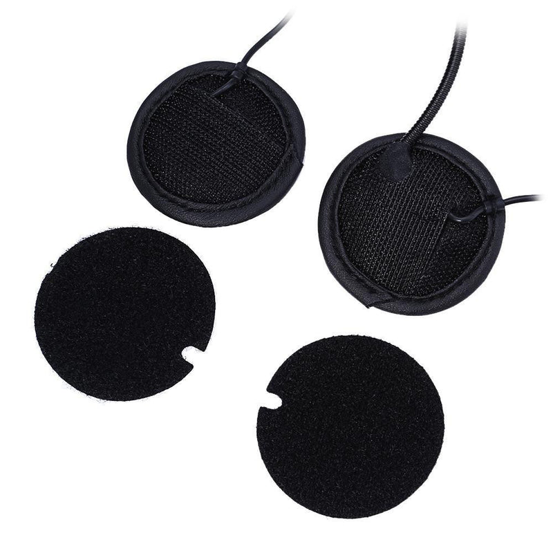 Microphone Speaker Soft Accessory For Motor Intercom Work with 3.5mm-plug