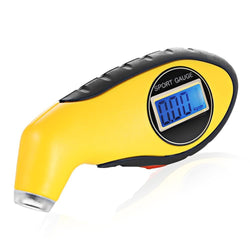 Auto Car Digital LCD Tire Pressure Gauge Tester Tool for Driving Safety