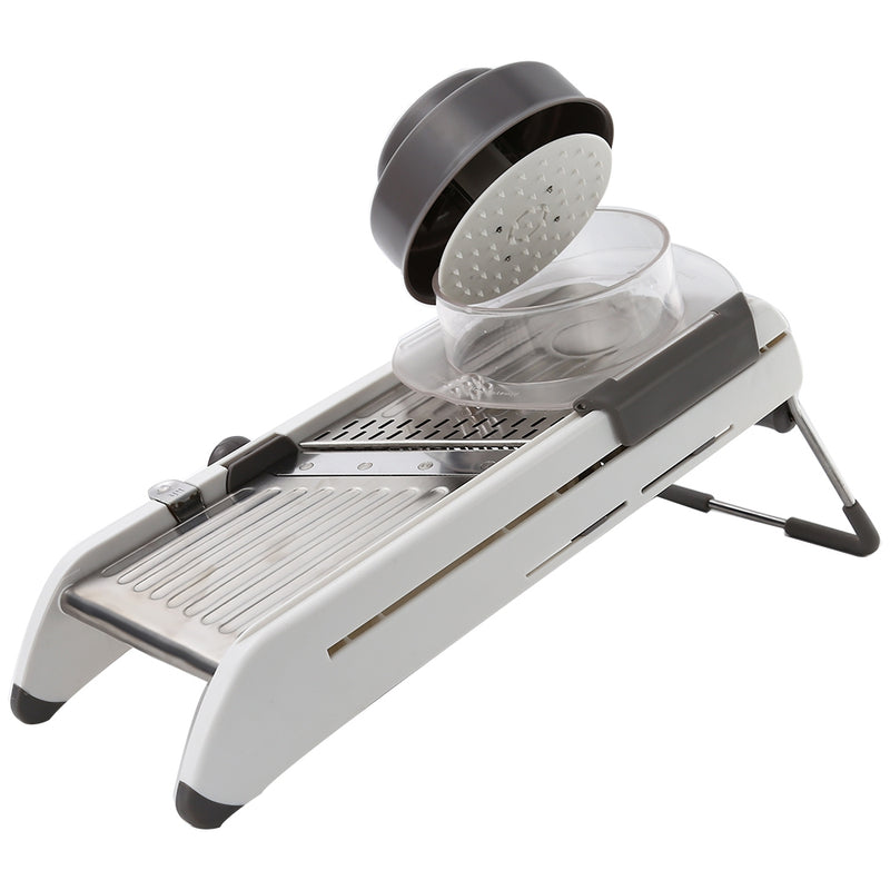 Stainless Steel Vegetable Cutter Slicer For Kitchen Patato Carrot & More