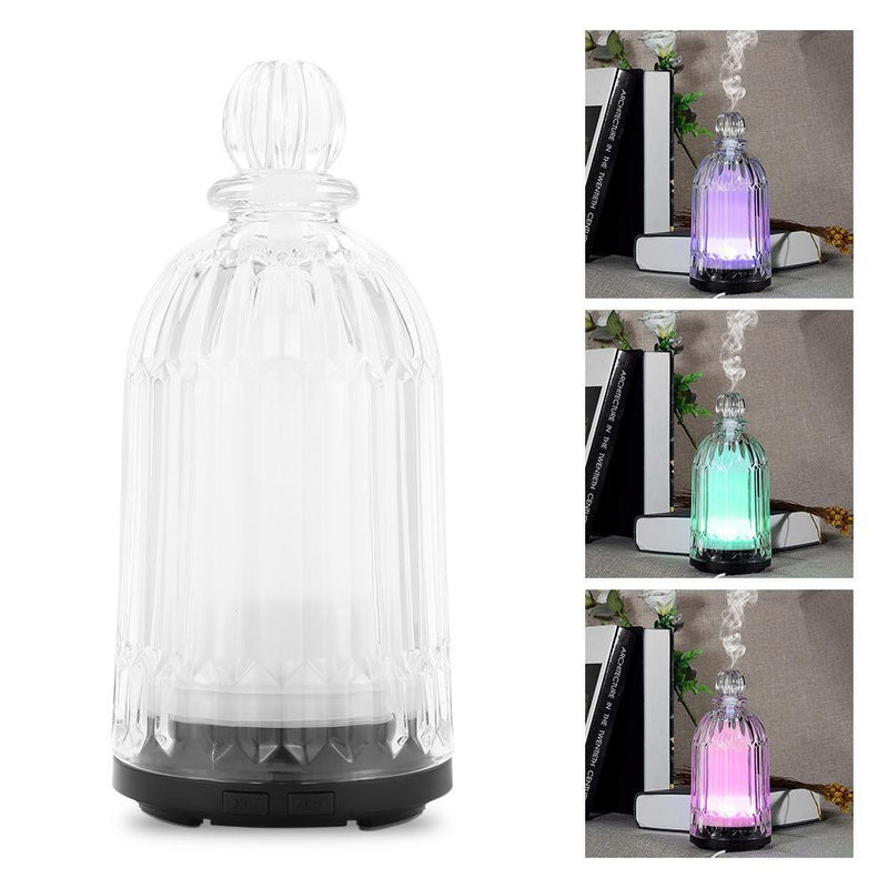 Glass Air Humidifier Aroma Diffuser 120ml