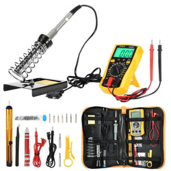 Electronic Soldering Iron Kit with Temperature Control FSK - 166
