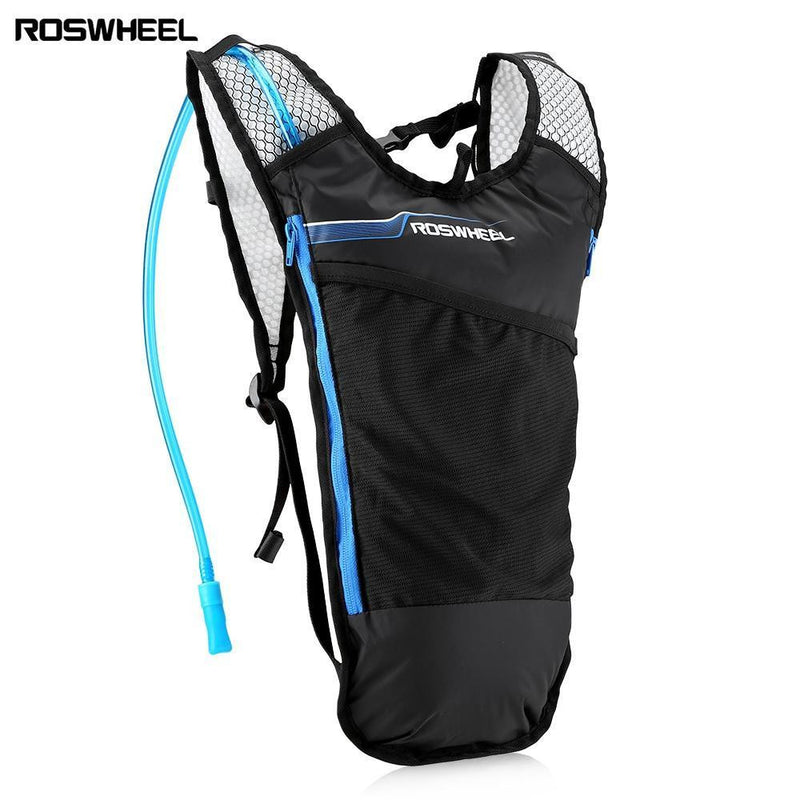 ROSWHEEL 5L Cycling Hydration Backpack 2L Waterbag