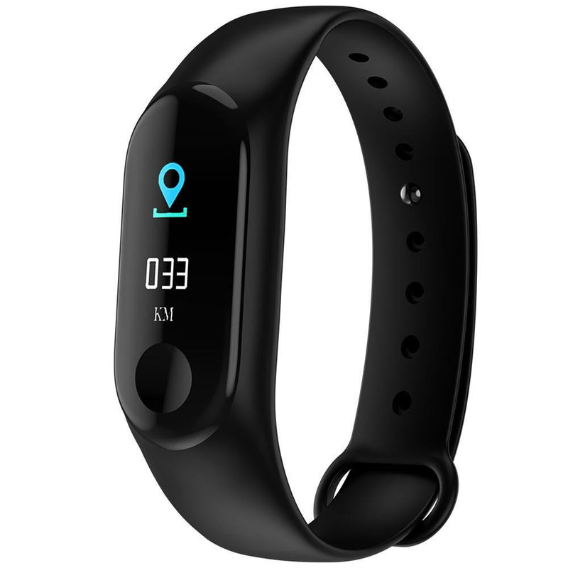 M3 Advance Smart PLUS Bracelet Bluetooth 4.0 Heart Rate Monitoring Blood Pressure Functions