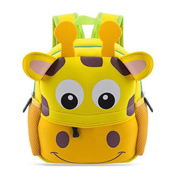Colorful Cartoon Animal Design Mini School Bags Waterproof Durable Children Zipper Breathable Bags Gifts For Kids Children