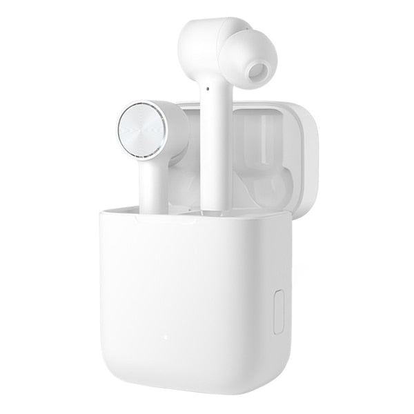 Original Aspire Xiaomi Airdots Pro TWS Earphone Bluetooth Headset Stereo ANC Switch ENC Tap Control Wireless Earbuds (10Hr-Stand By)