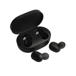 Mi GLOBAL Airdots Beatz True Wireless Earbuds Bluetooth Earphone with Mic (Black, In the Ear)