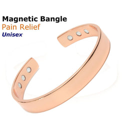 Original Magnetic Copper Bracelet Healing Bio Therapy Arthritis For Pain Relief