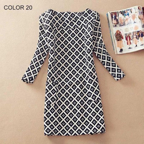 Plus size dresses collection