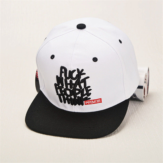 Small hip hop hat collection