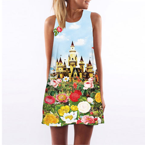 Cute 3D dress collection