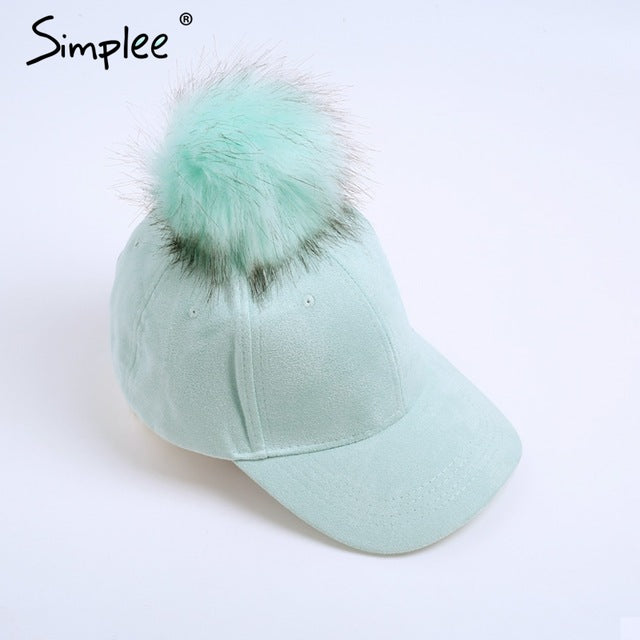 Fluffy snapback mini collection