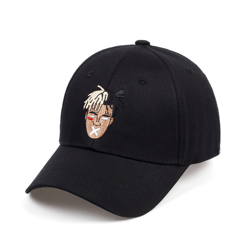 Cartoon embroided hat