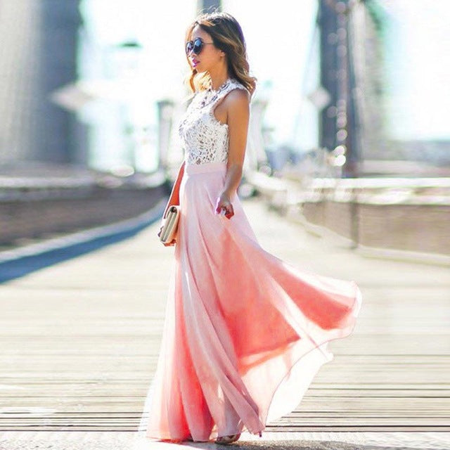 Stylish long dress collection