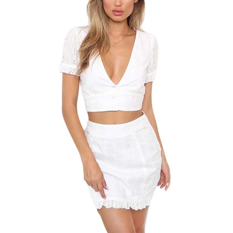 Skirt and top bundle