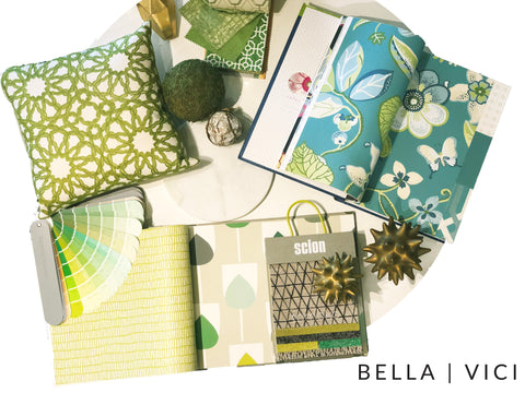 Green Goodies from Bella Vici