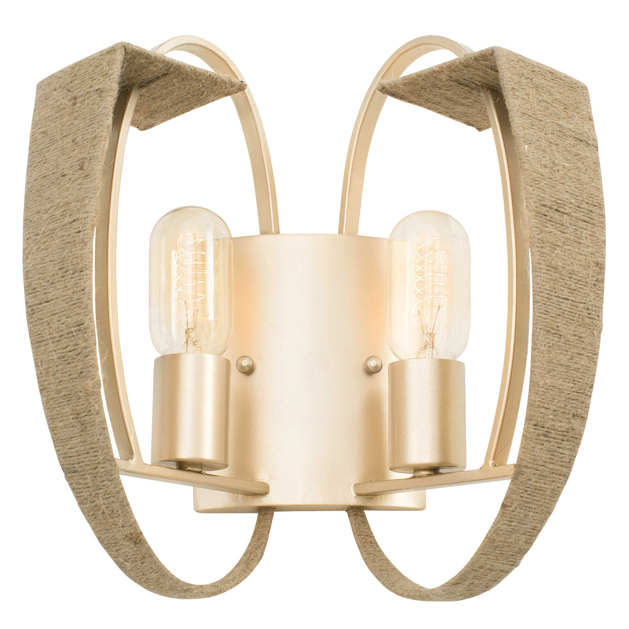 Tinali 2 Light Wall Sconce