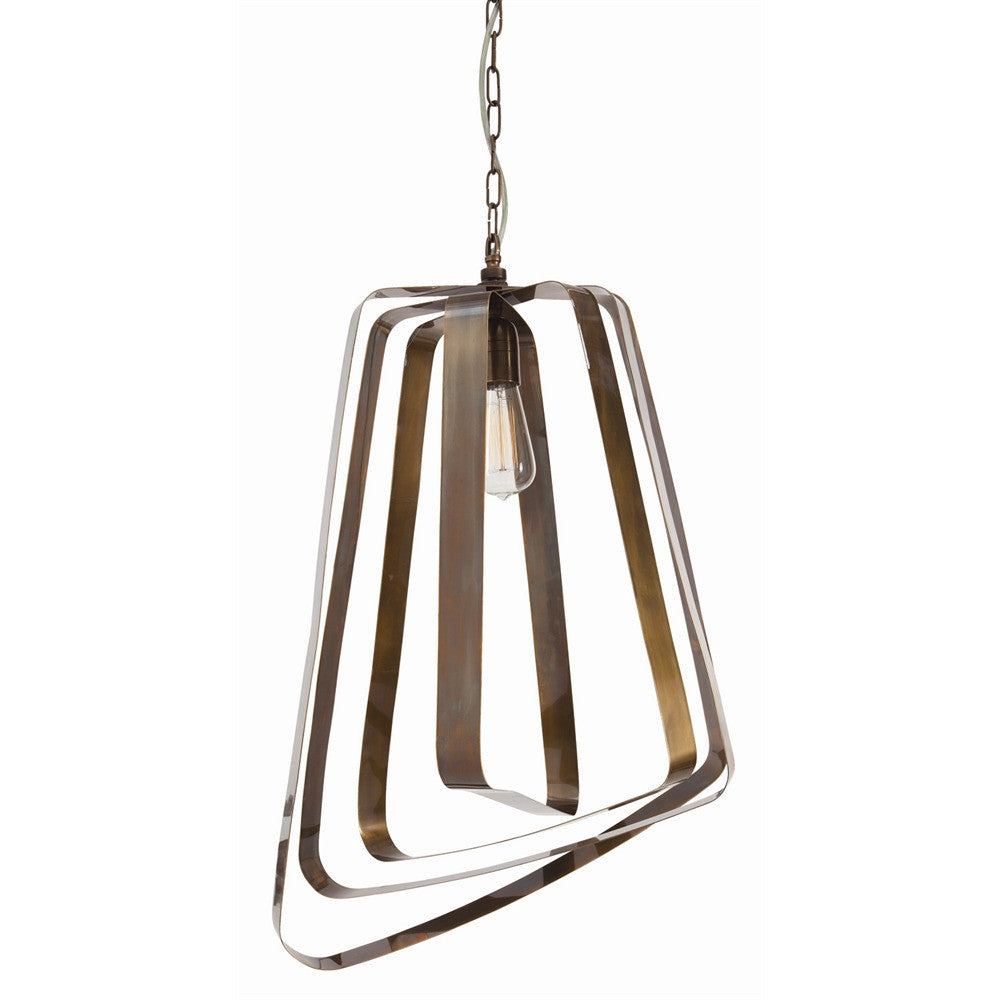 Adele pendant, modern light, modern lighting, arteriors, modern pendant, bronze light, island lighting, dining room light