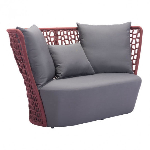 Faye Bay Loveseat