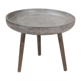 outdoor furniture, west elm, cb2, concrete table, concrete side table, table, end table