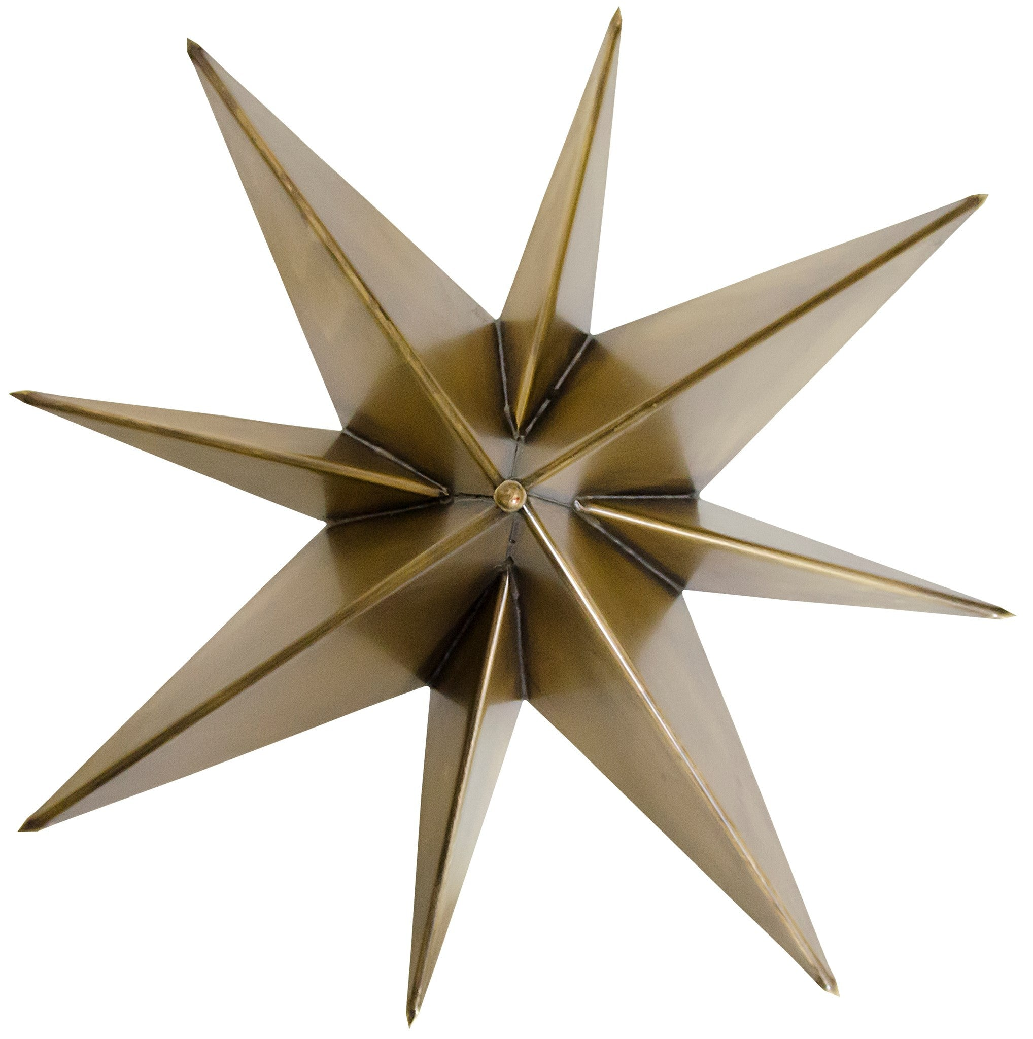 star, sconce, modern gold, lighting, light, light fixture, stair lighting,