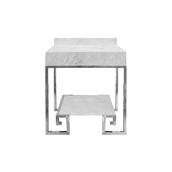 Gracie Bath Vanity Nickel