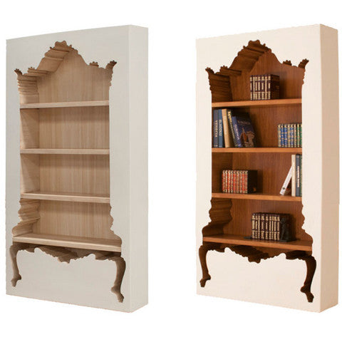 Inside Out Bookcase