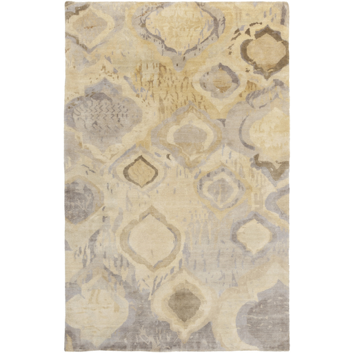 Watercolor Rug Butter