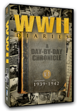 WWII Diaries: Volume 1 - Sept 1939 - Jun 1942