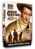 John Wayne & The Western Trios - 50 Movie Roundup