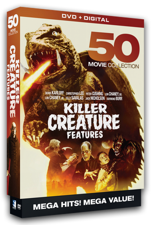 Killer Creature Features