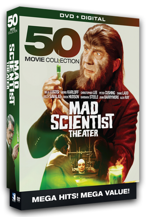 Mad Scientist Theatre