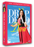 Drop Dead Diva - The Complete Series