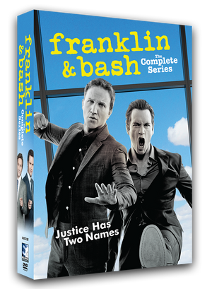 Franklin & Bash - Complete Series - DVD