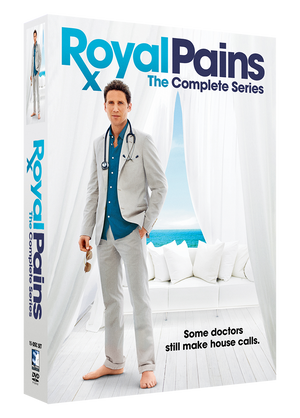 Royal Pains - The Complete Series