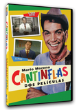 Cantinflas Double Feature - El Senor Doctor, El Profe