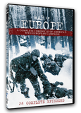 War In Europe - A Complete Chronicle of America's WWII European Campaign