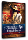 Revolutionary War - Heroes & Battles
