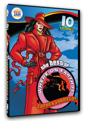 The Best of Where on Earth is Carmen Sandiego