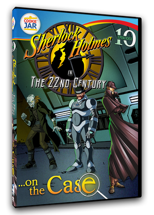 Sherlock Holmes in the 22nd Century - On the Case
