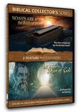 Biblical Collector's Series: Noah's Ark and the Biblical Flood/Moses - Man Of God