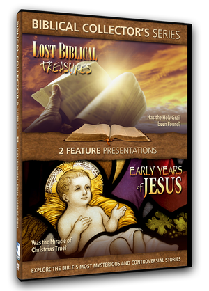 Biblical Collector's Series: Lost Biblical Stories/The Early Years Of Jesus