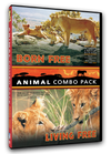 Born Free/Living Free - Animal Combo Pack